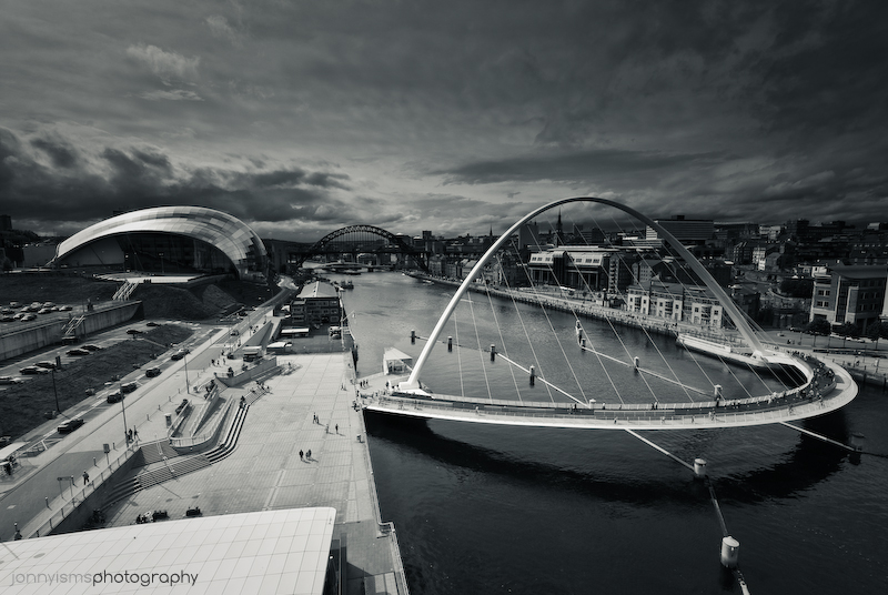 Icons of the Tyne
